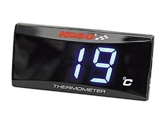 Thermometer KOSO für Öl- und Wassertemperatur