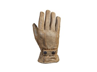 Handschuhe PARMA Leder braun