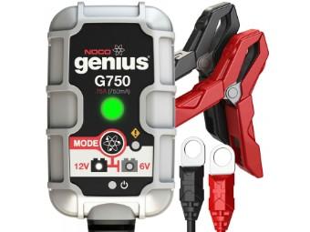 Genius G750 Batterieladegerät 6/12V