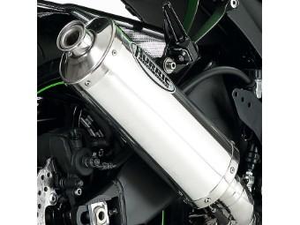 Auspuff RAC1 Super Short CBF600 08-