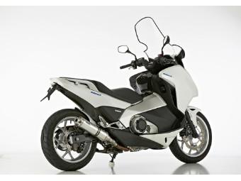 Auspuff Supersport Alu Honda Integra NC 700 S/X