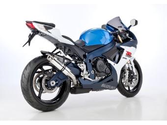 Auspuff Supersport Suzuki Alu GSX600R GSX750R
