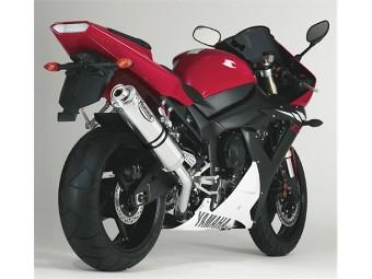 Auspuff Supersport Alu Yamaha YZF R1 02-03