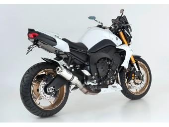 Auspuff Supersport Alu Yamaha FZ-8 Fazer
