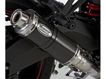 Auspuff Supersport Honda CBF 600