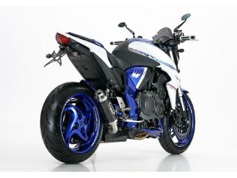 Auspuff Supersport Honda CB 1000 R