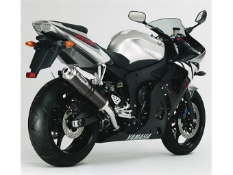 Auspuff Supersport Yamaha YZF R6 03-05
