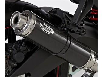 Auspuff Paar Supersport Yamaha XJR 1300 04-06