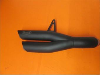 Auspuff PRO 2 schwarz Z900