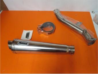 Auspuff SP silber CBR 600 F CBR600F
