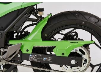 Hinterradabdeckung Ninja 300 lime green