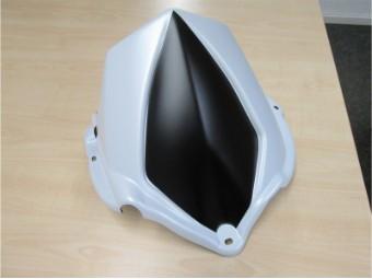 Radabdeckung ZX 6R  636 weiß/schwarz UVP 219,-