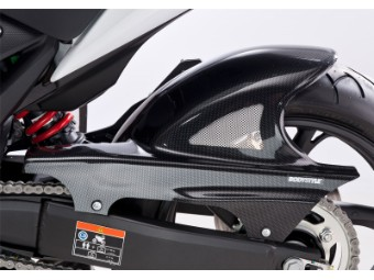 RACELINE Hinterradabdeckung Carbon Look HONDA CB600 Hornet CBR600F UVP 169,-