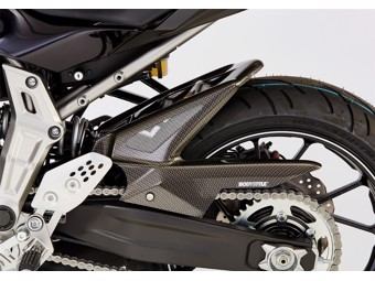 Hinterradabdeckung Raceline MT 07 Motocage