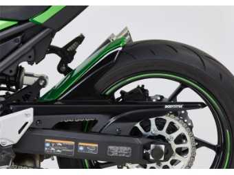 SPORTSLINE Hinterradabdeckung grau Z900 Kawasaki
