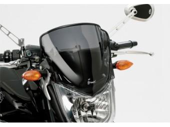 Naked Bike Scheibe FZ1 schwarz getönt