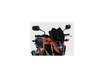 Naked Bike Scheibe CB500F schwarz getönt