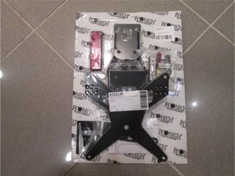 Kennzeichenhalter Z1000 R Ed. Z1000 Profiline