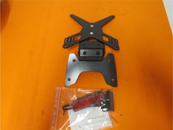 Kennzeichenhalter GSX R600 GSX R 750
