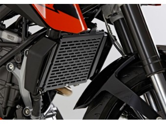 Kühlergrillabdeckung 125 Duke 200 Duke schwarz UVP 59,- Profiline