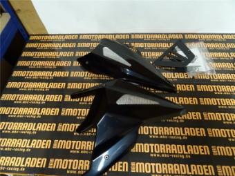 Bugspoiler Trident 660 schwarz