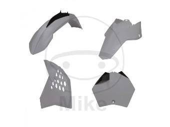 Komplettkit Verkleidungskit weiß KTM SX 125 150 250 450