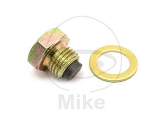 Magnet- Öl-Ablassschraube mit Dichtring