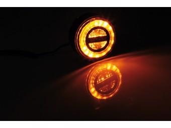 ROCKET LED Blinker - zum Ein- oder Anbau