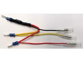 Widerstand mit Adapterkabel für LED-Rücklichter