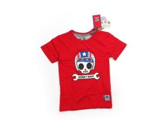 Kinder T shirt rot
