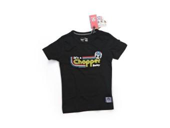 Kinder T shirt schwarz