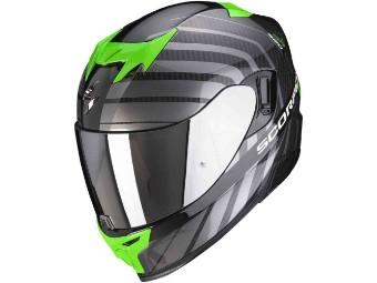 EXO 520 Air Shade schwarz neon grün
