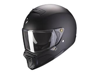 Helm EXO-HX1 mattschwarz