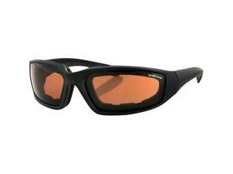 FOAMERZ 2 ADVENTURE Motorradbrille gelbe Gläser