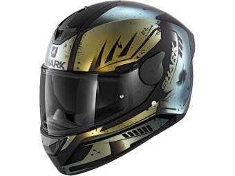 Motorradhelm D Skwal 2 DHARKOV