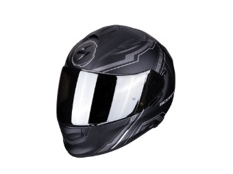 Integralhelm Helm Gr.L EXO-510 AIR SYNC schwarz matt silber UVP 249,-
