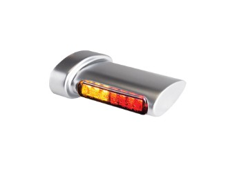 Winglets 3in1 LED Rück-, Bremslicht, Blinker Einheit, alle H-D Modelle 93-
