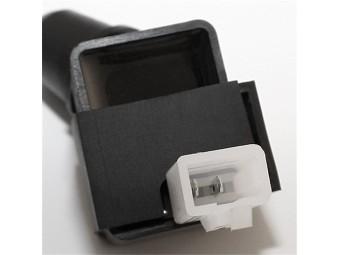 Blinkrelais, 2polig, 12 Volt 4x 21 Watt, elektronisch, für schmalen Stecker