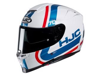 Motorradhelm RPHA70 GAON weiss blau rot Integralhelm Helm
