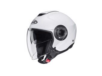 JET Helm i40 Pearl weiß