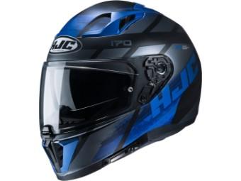 Helm i70 REDEN schwarz blau