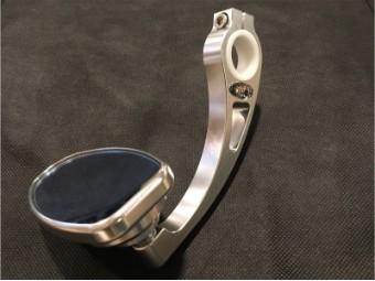 Lenkerendenspiegel Confusion Aluminium
