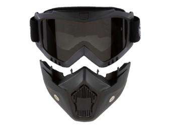 Brille Maskenbrille INVASE smoke