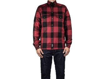 Lumberjack Shirt RED