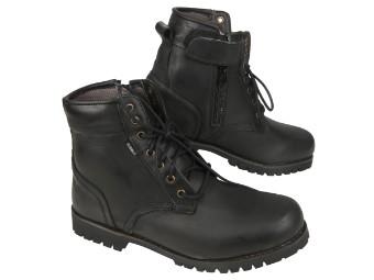 Boots Lynton schwarz