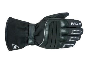 Montana Handschuh schwarz black größe S-2XL