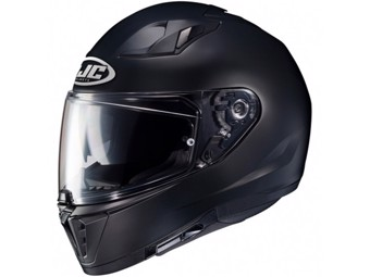 Motorradhelm i70 SF schwarz matt Integralhelm Helm