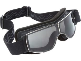 Motorradbrille Nevada Überbrille klar