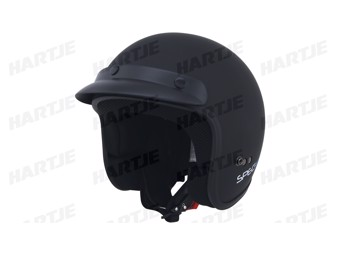 Jet Helm SX 20.01 schwarz matt