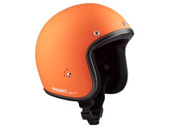 JET Helm Premium orange